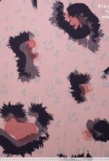 Fibre Mood Fibre Mood Katoen tiger roze Alix
