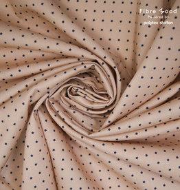 Fibre Mood Fibre Mood Katoen beige stars Suri