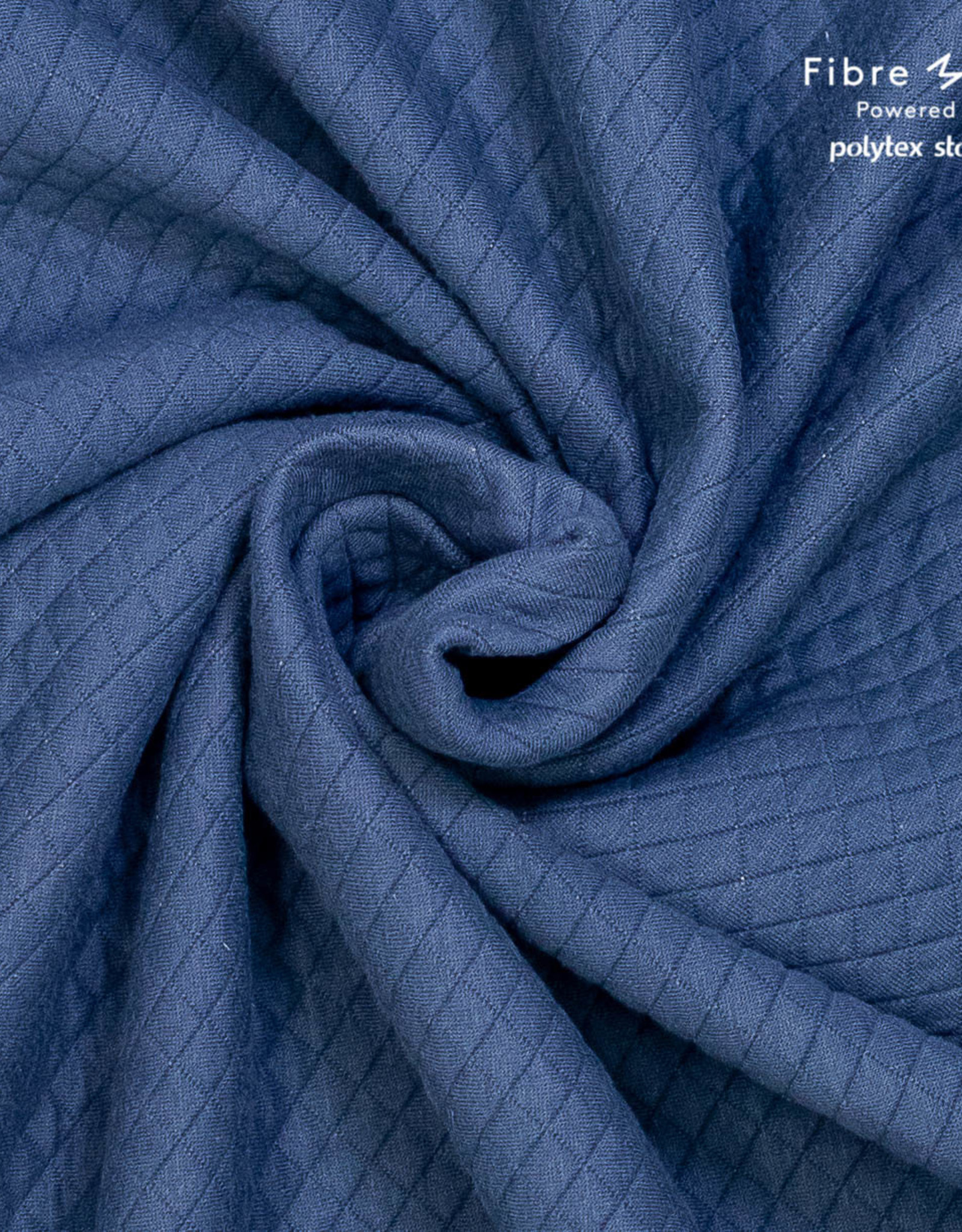Fibre Mood Fibre Mood sweater diamond dark denim Debra