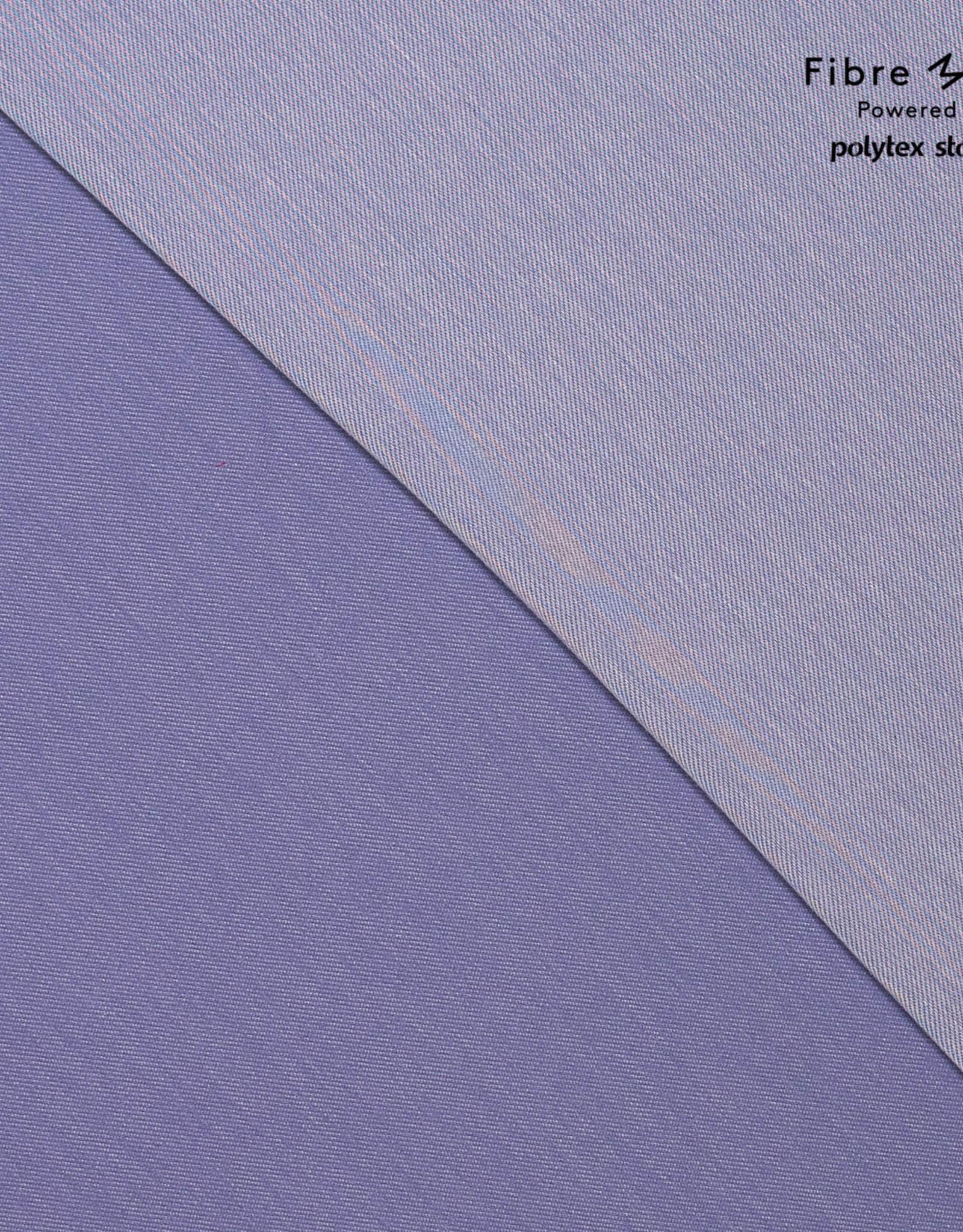 Fibre Mood Fibre Mood sweater violet denim look Mabel