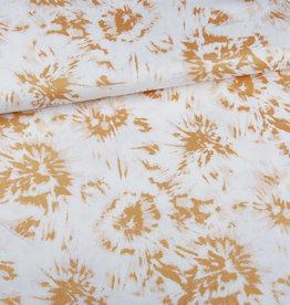 Editex Fabrics Editex Signature Linnen/katoen ecru en oker