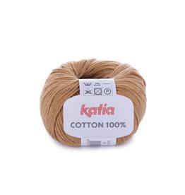 Katia Katia Cotton 100% 57 lichtbruin