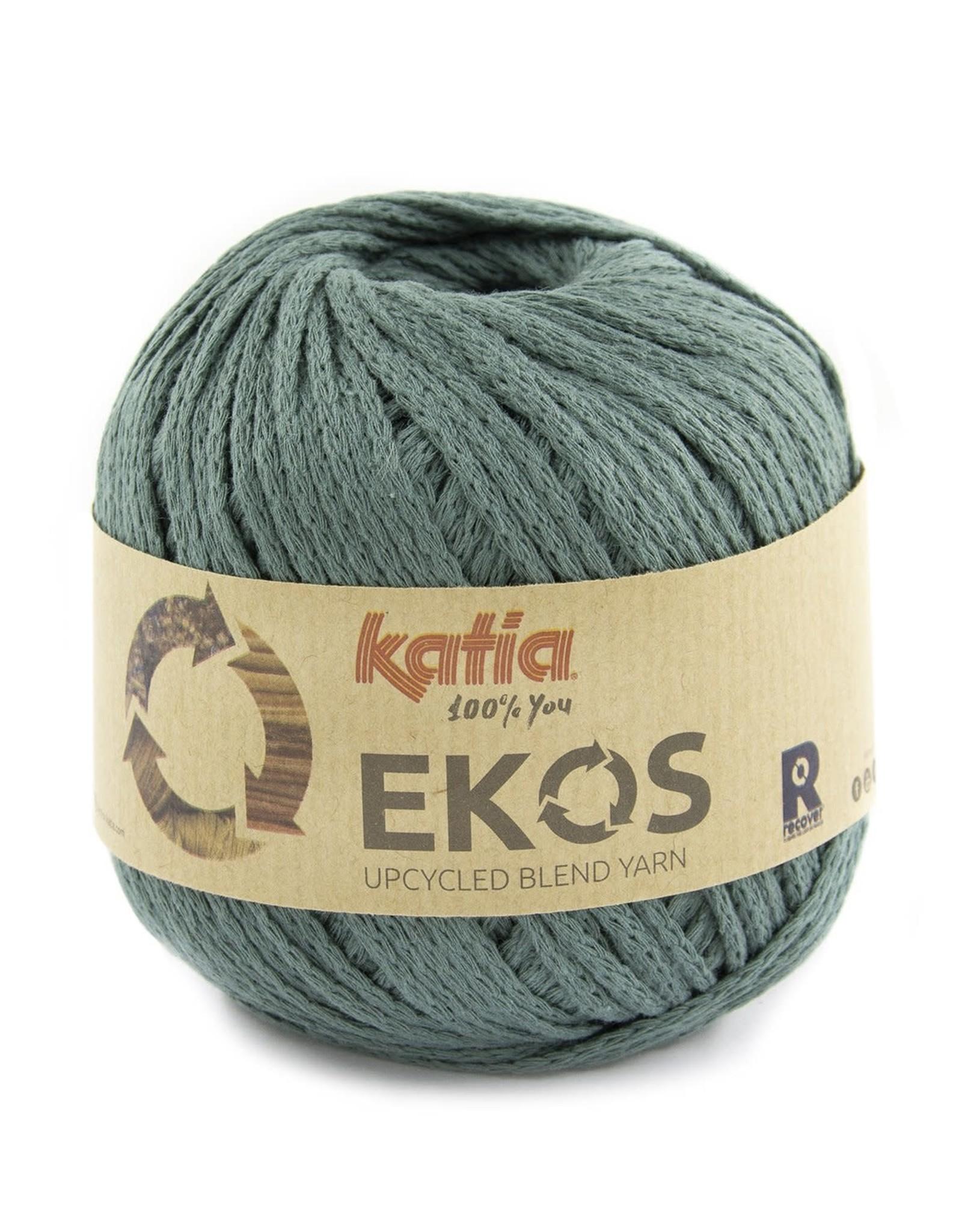 Katia Katia  Ekos 108 Groenblauw