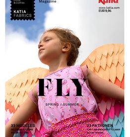Katia Katia Fabrics magazine Fly Lente / Zomer