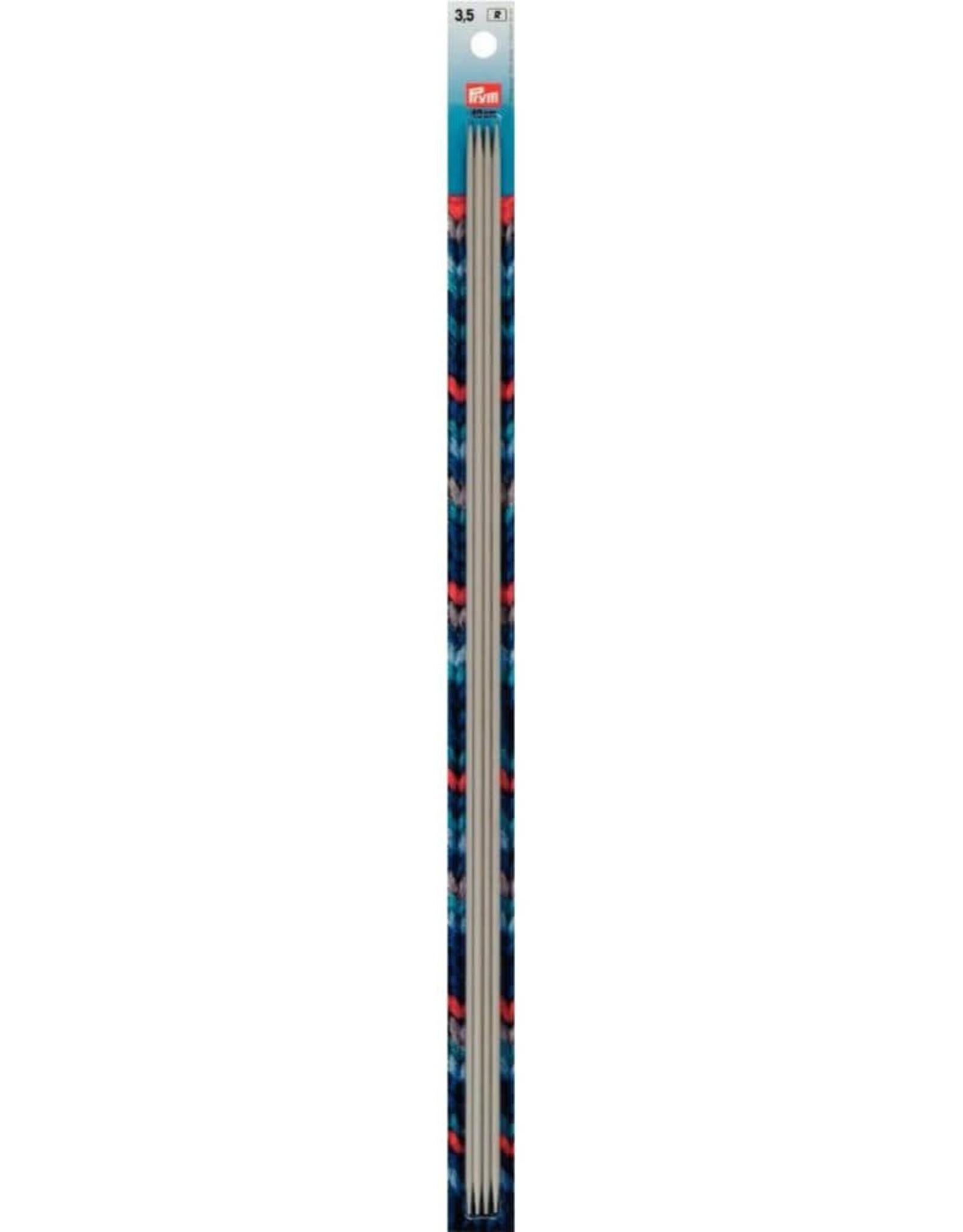 Prym Prym  Kousenbreinaalden 40 cm 3.5 mm aluminium