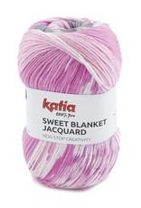 Katia Sweet Blanket Jacquard 301