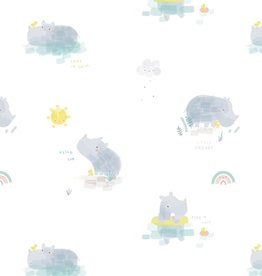 Katia Katia Fabrics Jersey Swim Rhino's J48