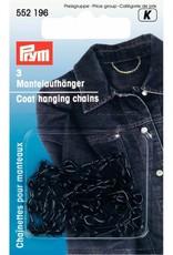 Prym Prym MANTELHANGERS ZWART (p3st)