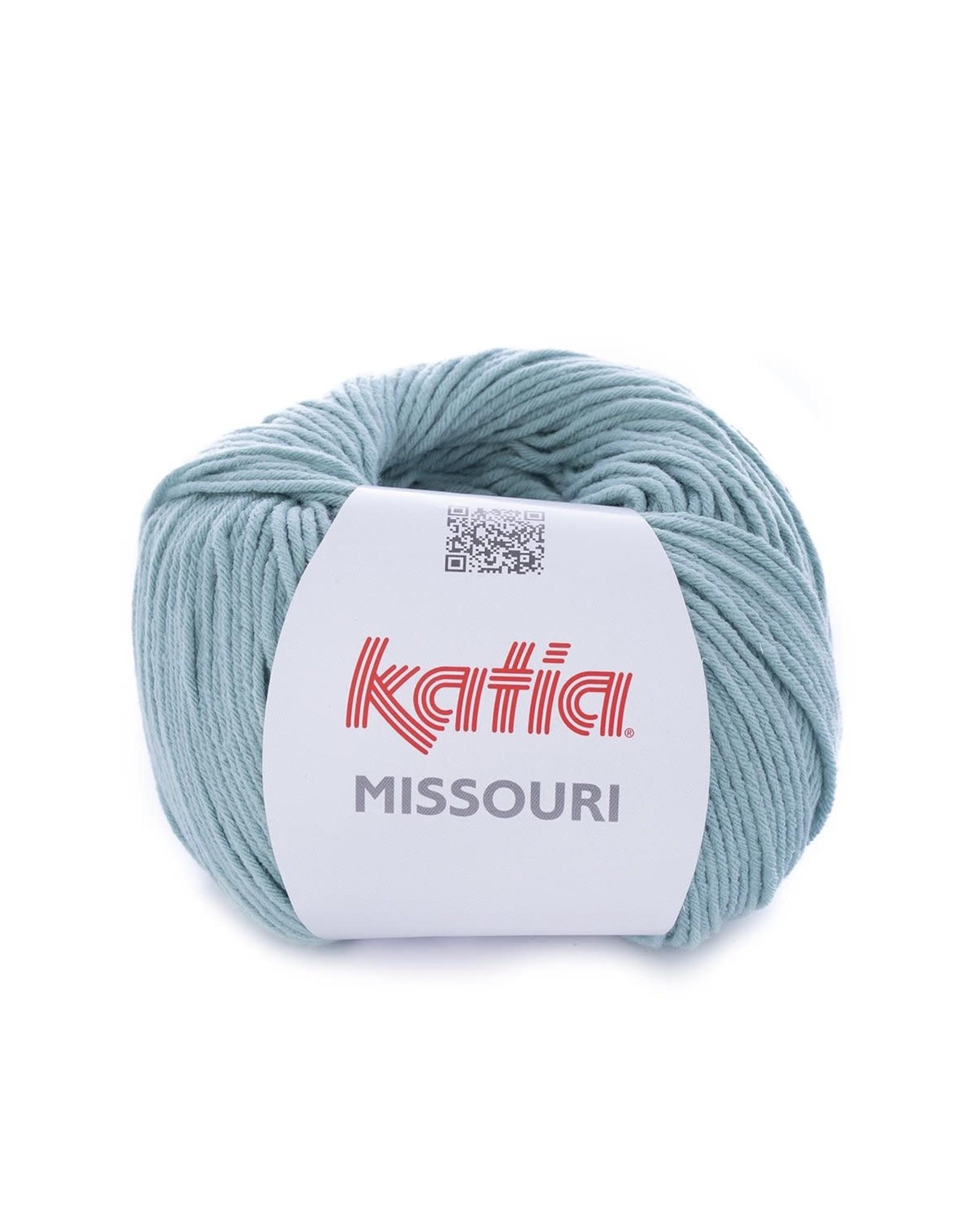 Katia Katia Missouri 45 - Witgroen