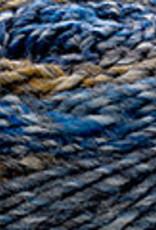 Katia Katia Azteca degrade 504 - Blauw-Donker blauw-Oker