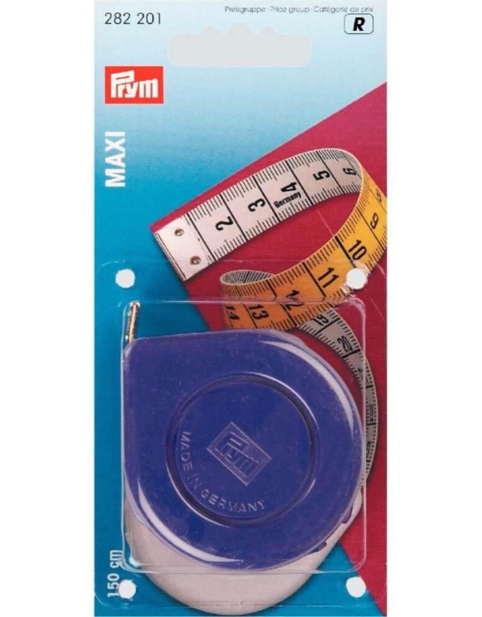 Prym Prym ROLCENTIMETER MAXI CM-SCHAAL 150cm (1st)