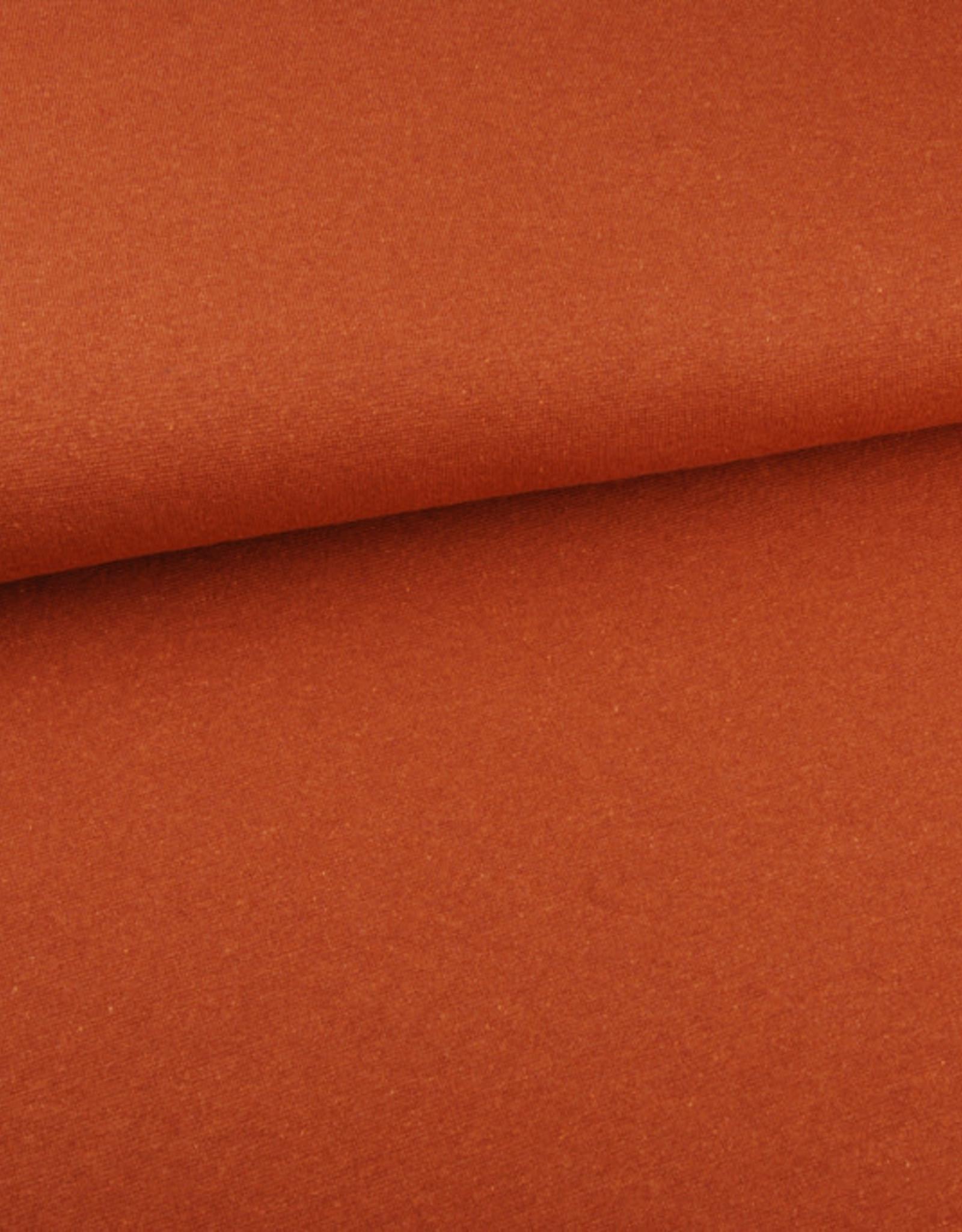 Editex Fabrics Editex Signature uni jersey bruin