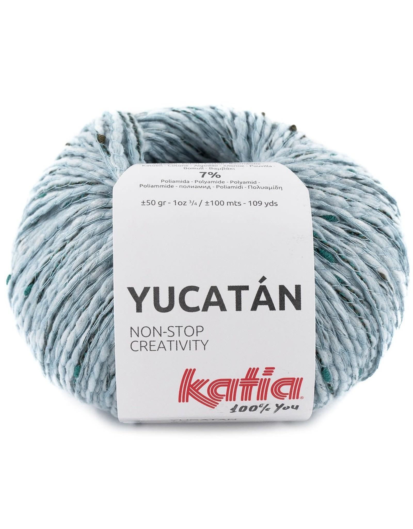 Katia Katia Yucatan  87 - Pastelblauw