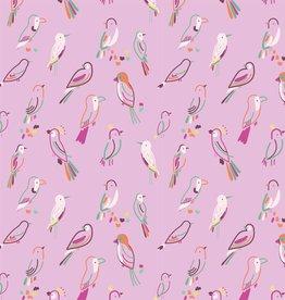 Katia Katia Fabrics jersey j46 contemporary birds