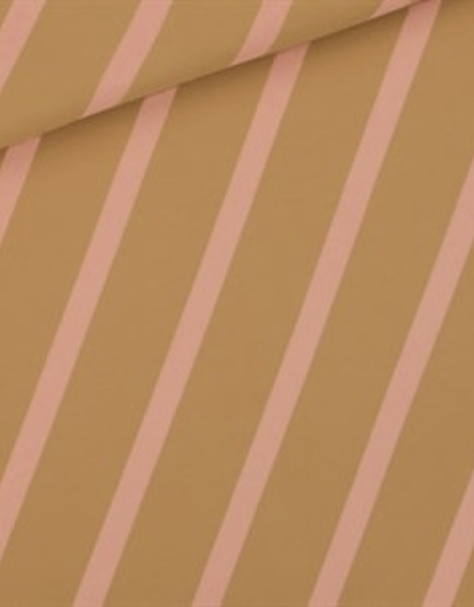 See You At Six See You At Six French Terry Diagonals – Fenugreek Brown