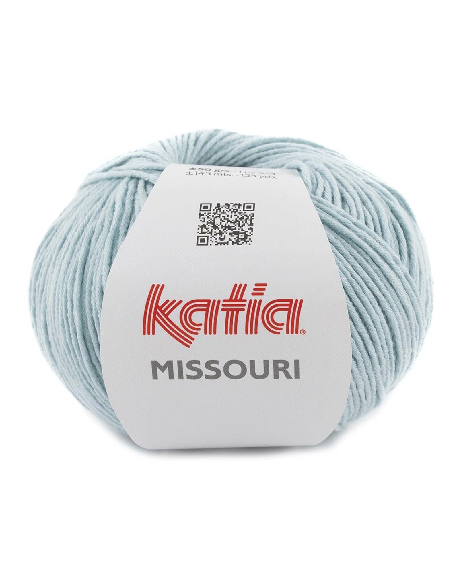 Katia Katia Missouri 55 - Verblauw