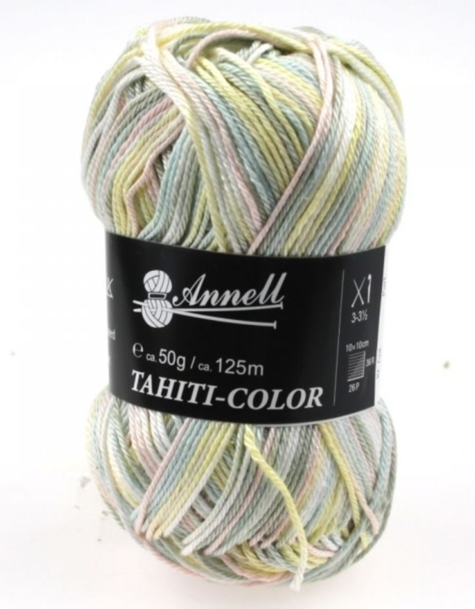 Annell Annell Tahiti Color 3550