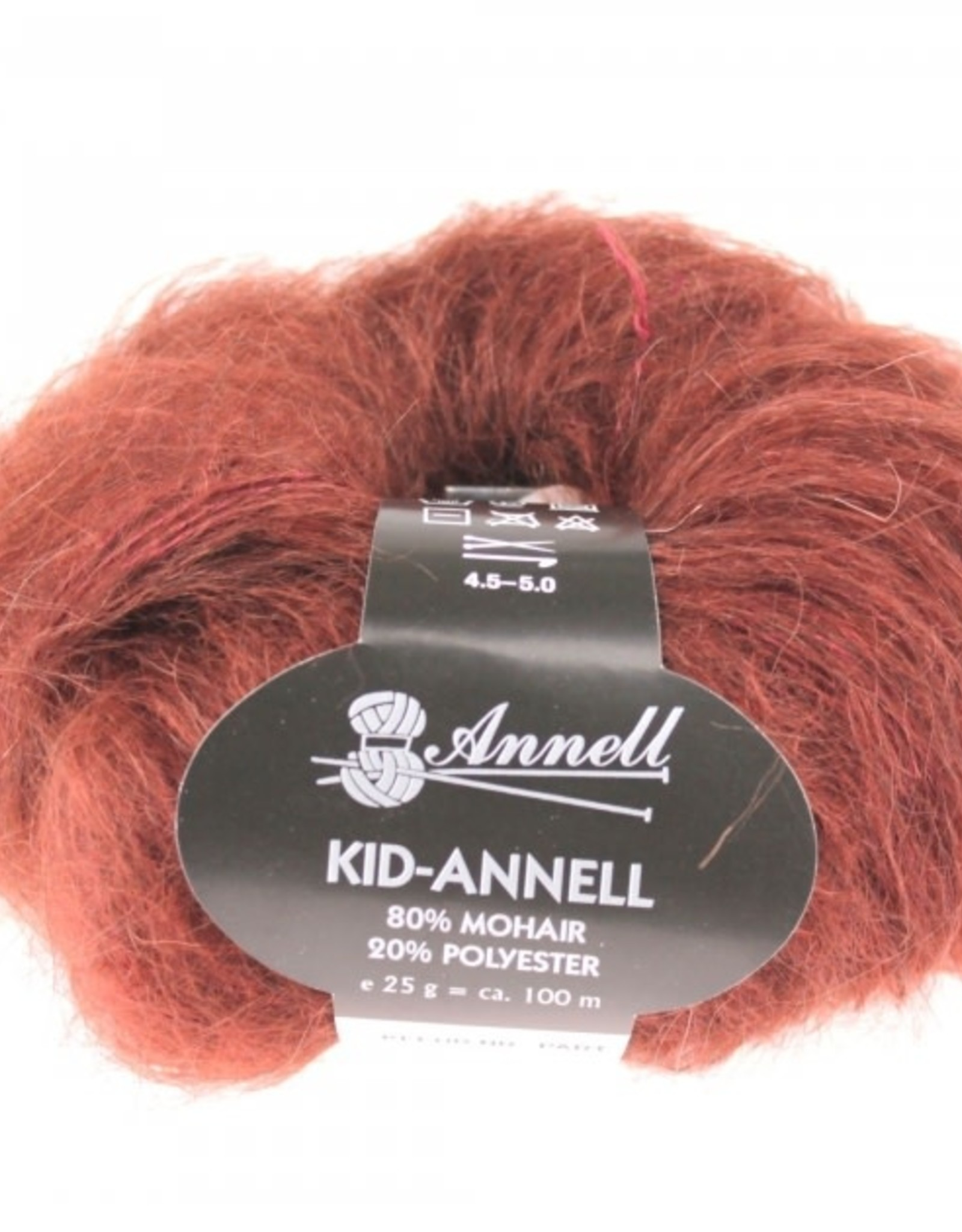 Annell Annell Kid Annell  3107 – bordeau-bruin