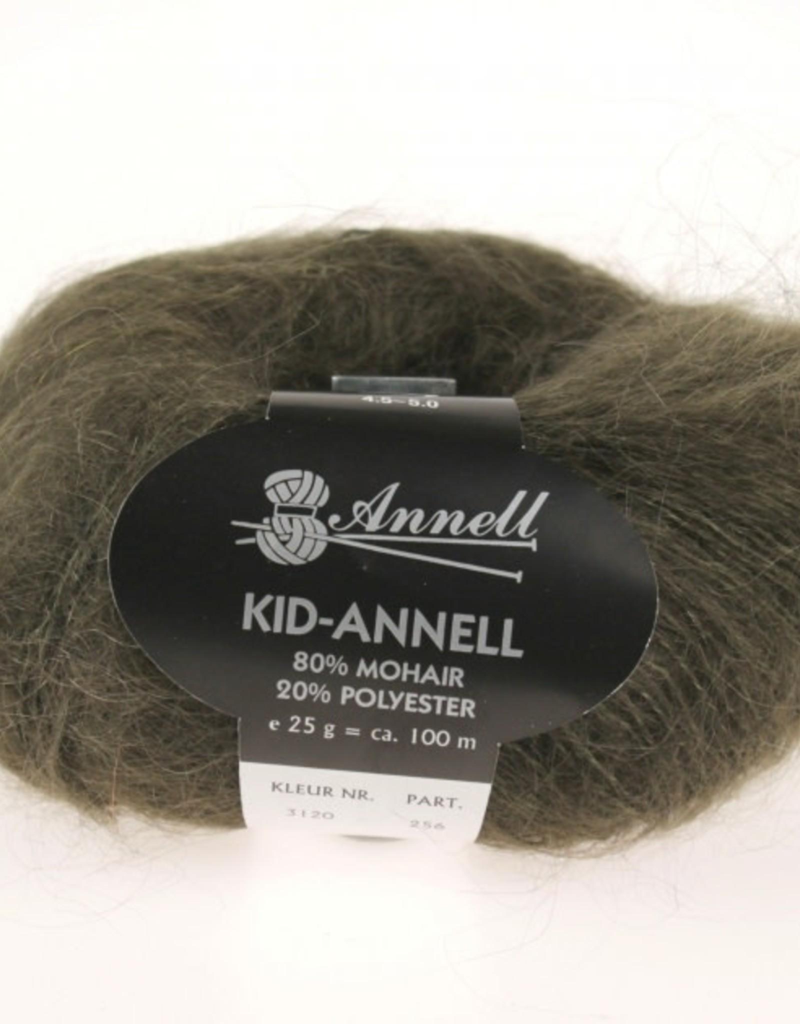 Annell Annell Kid Annell  3120 - kaki groen-bruin