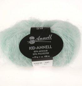 Annell Annell Kid Annell  3122 - pastel zeegroen