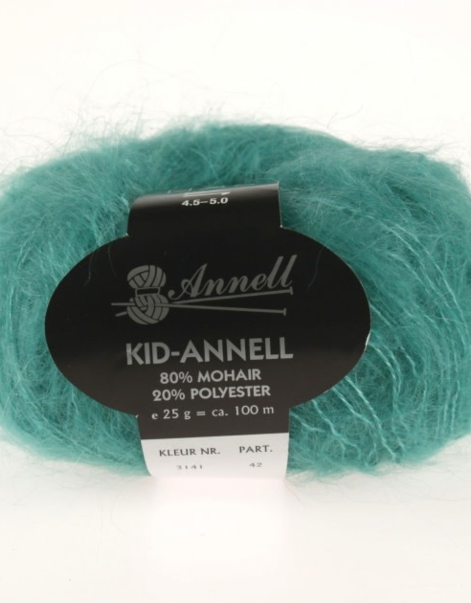 Annell Annell Kid Annell  3141 – zeegroen