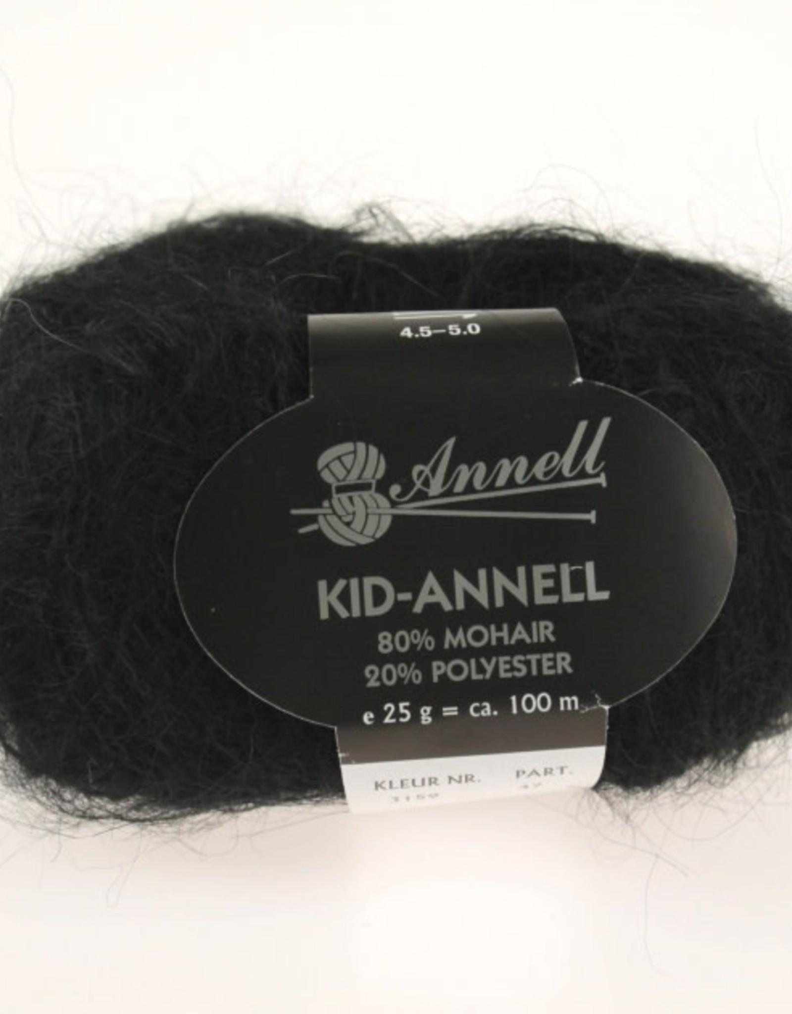 Annell Annell Kid Annell  3159 – zwart