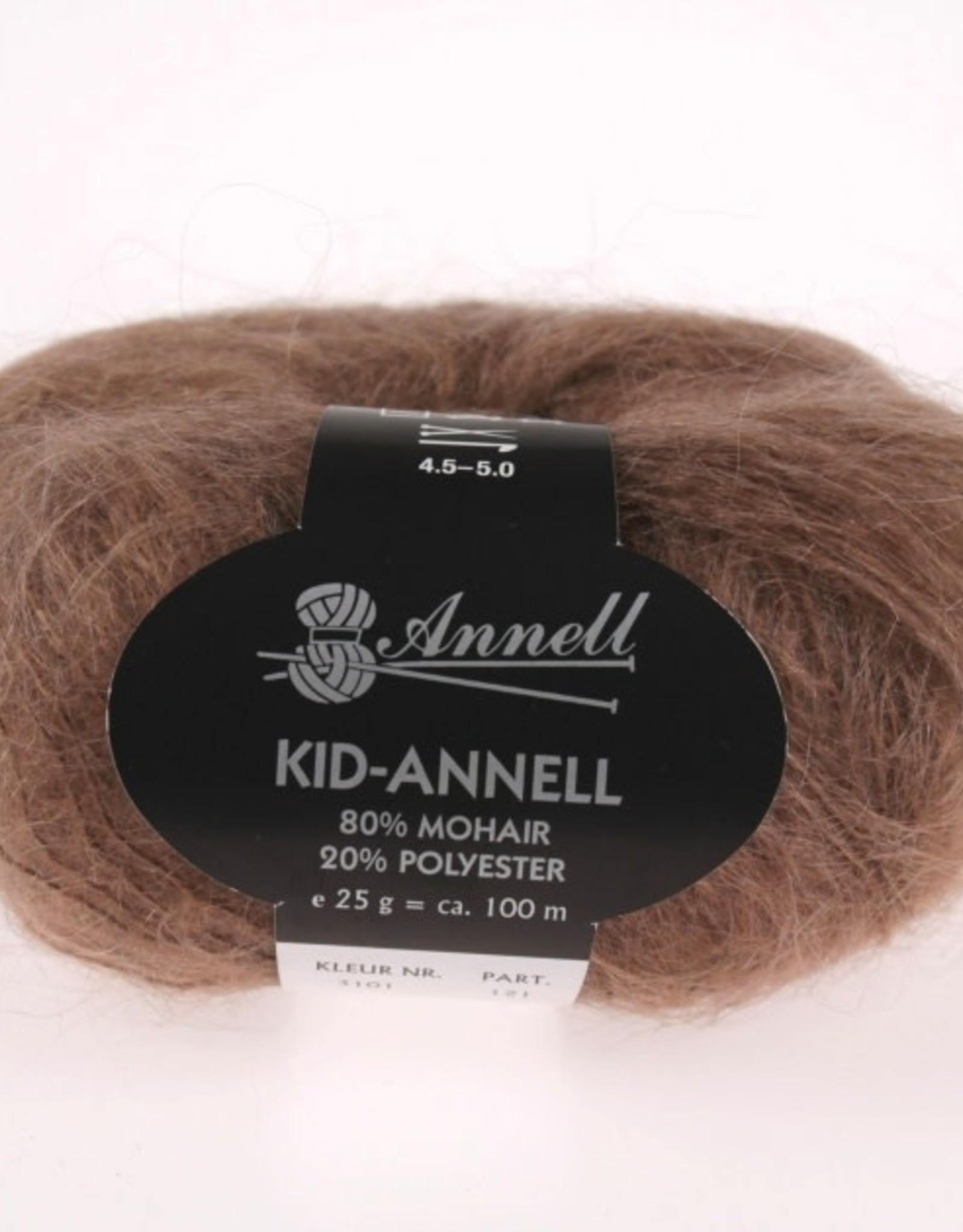 Annell Annell Kid Annell 3101 – bruin