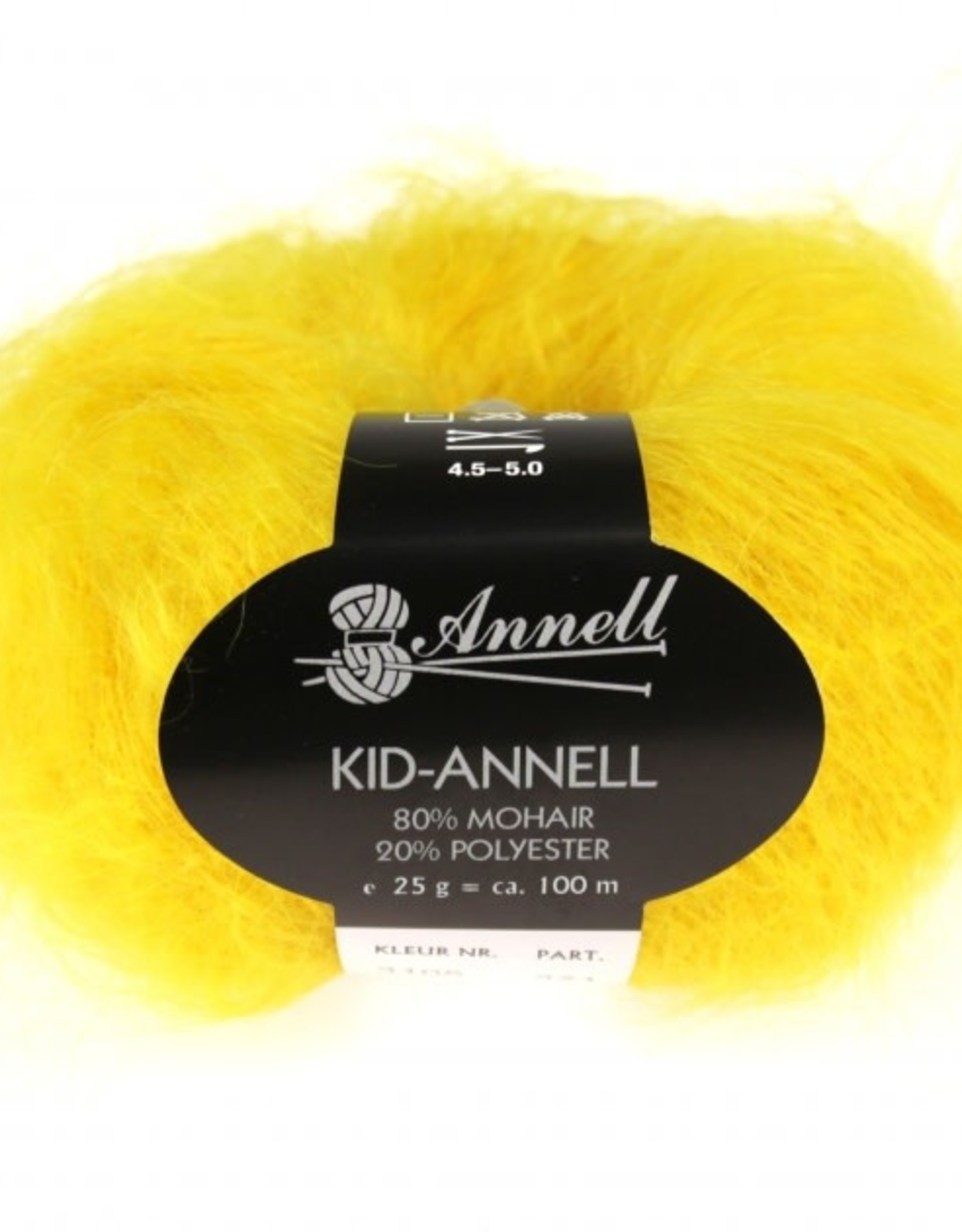 Annell Annell Kid Annell 3105 - citroen geel