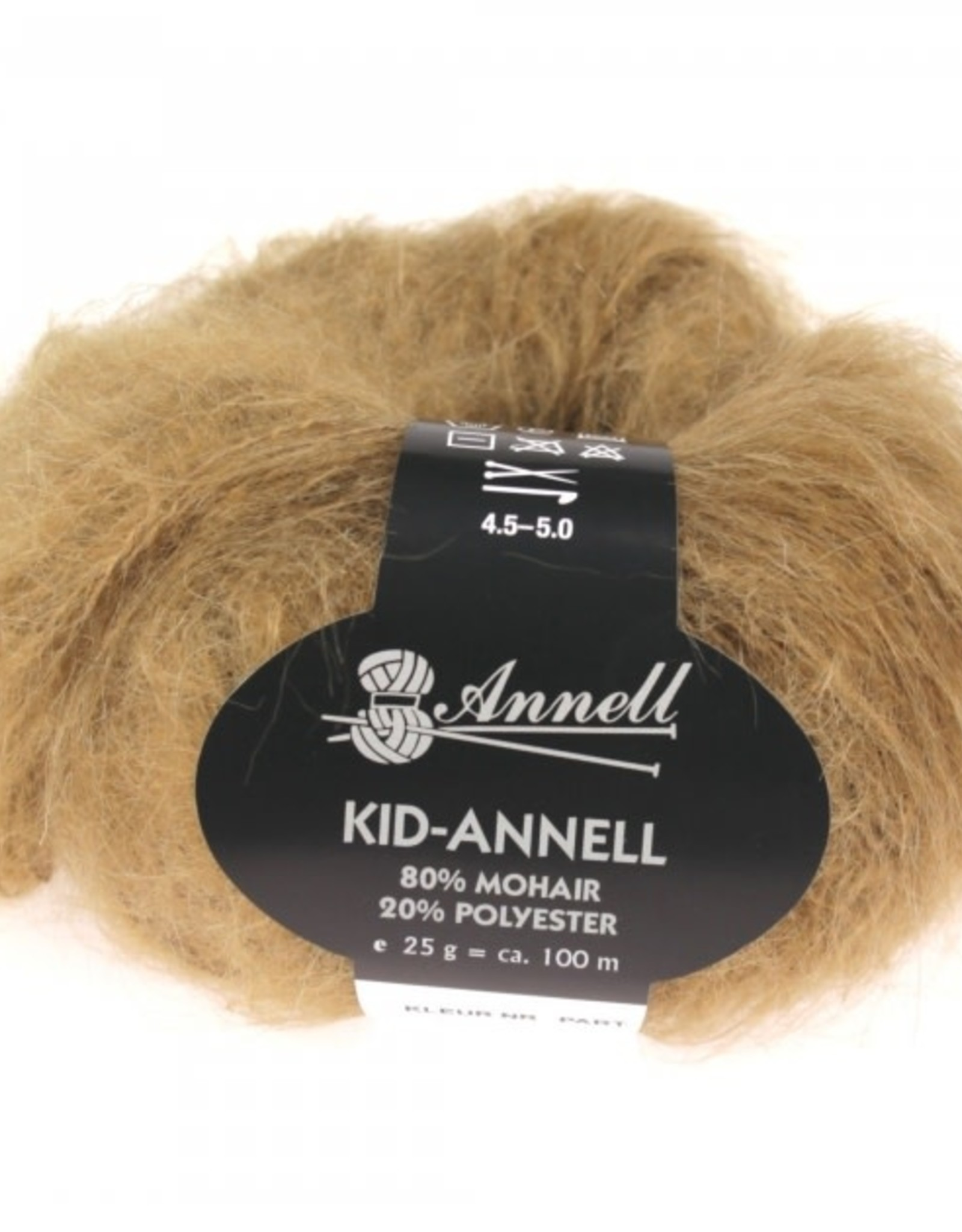 Annell Annell Kid Annell 3108 - donker camel