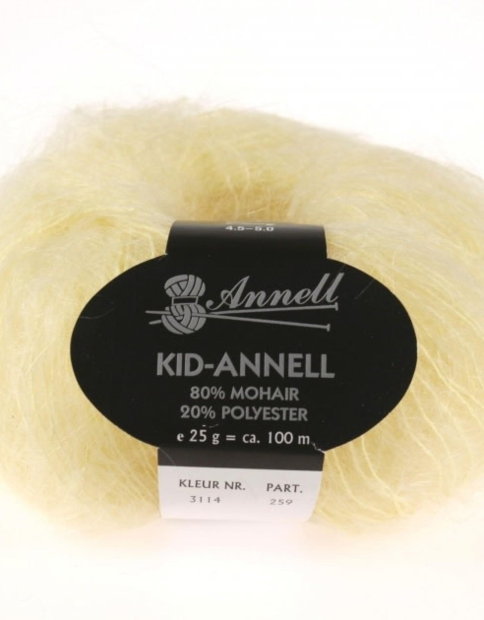 Annell Annell Kid Annell 3114 - licht geel