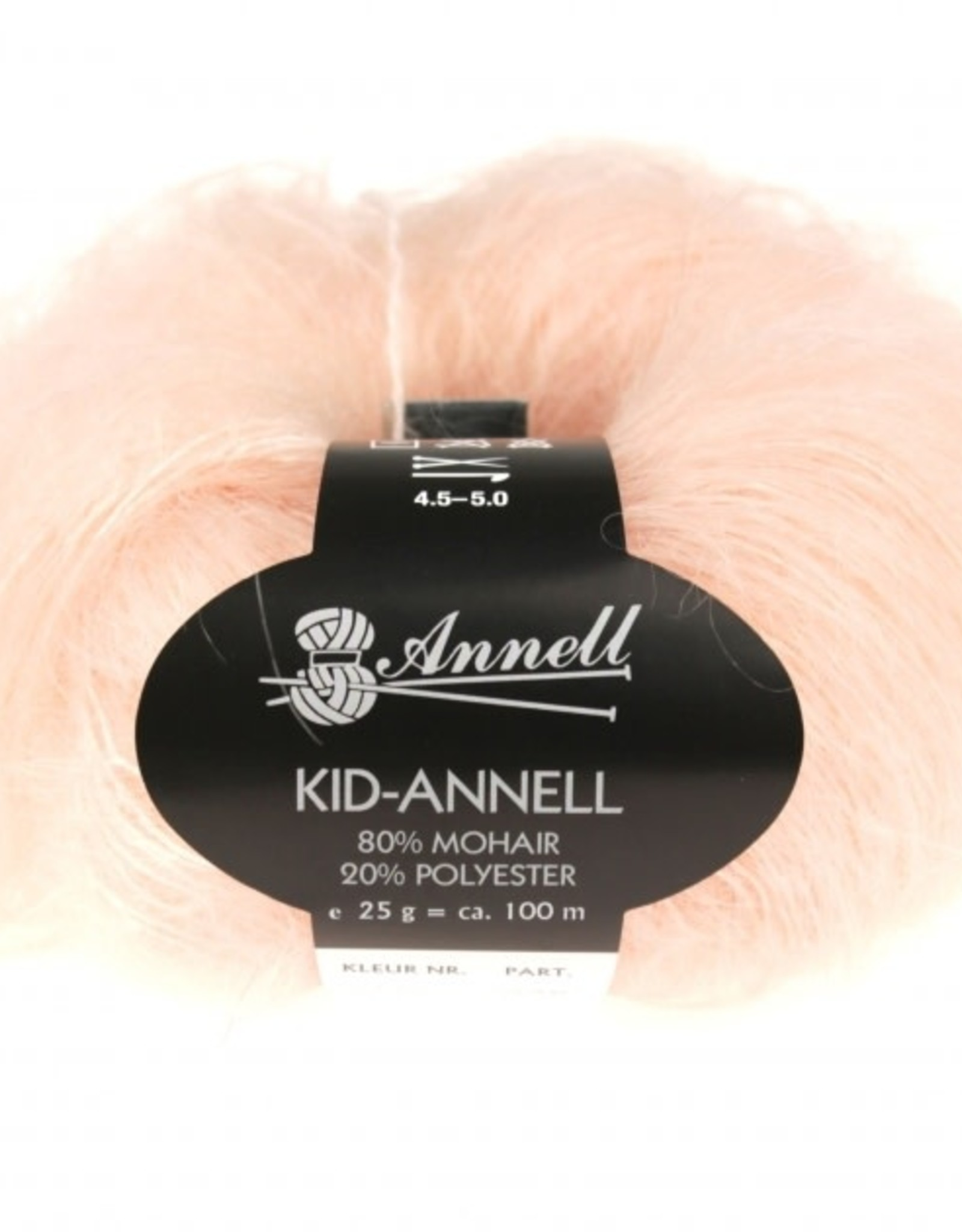 Annell Annell Kid Annell 3116 - zacht roos