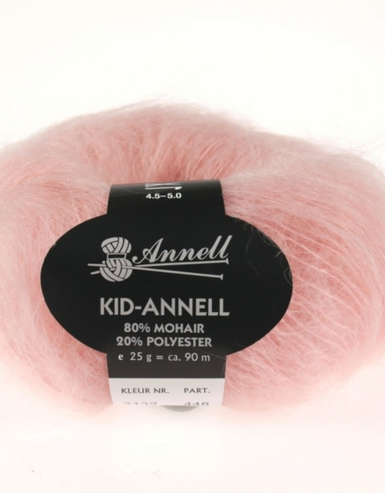 Annell Annell Kid Annell 3132 - abrikoos roos
