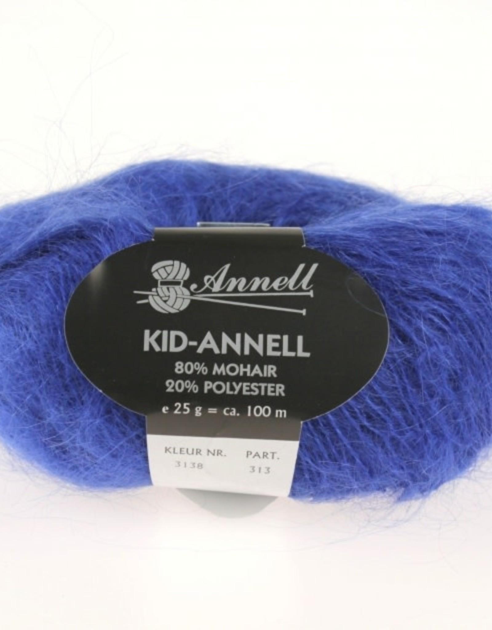 Annell Annell Kid Annell 3138 – koningsblauw