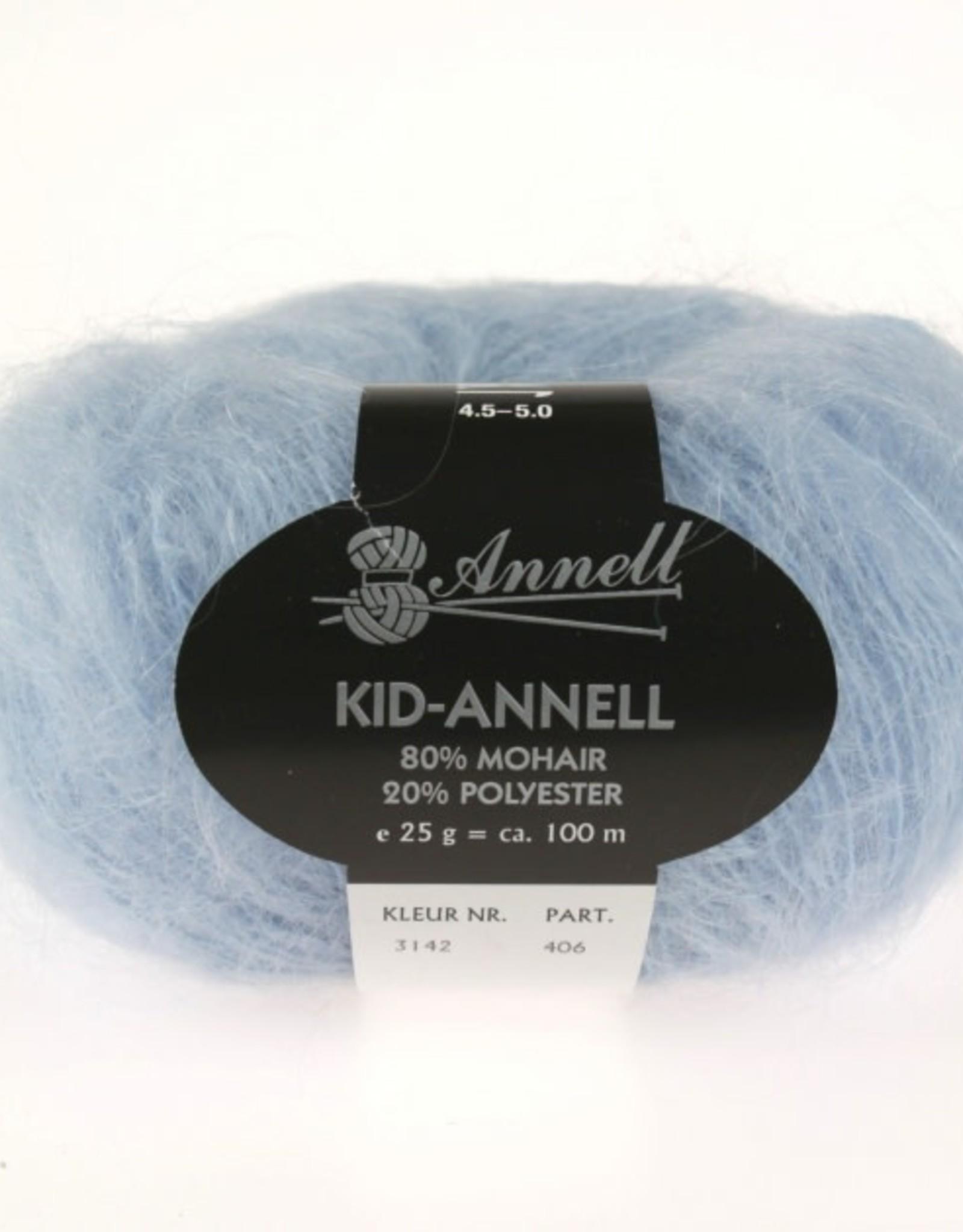 Annell Annell Kid Annell 3142 – pastel-blauw