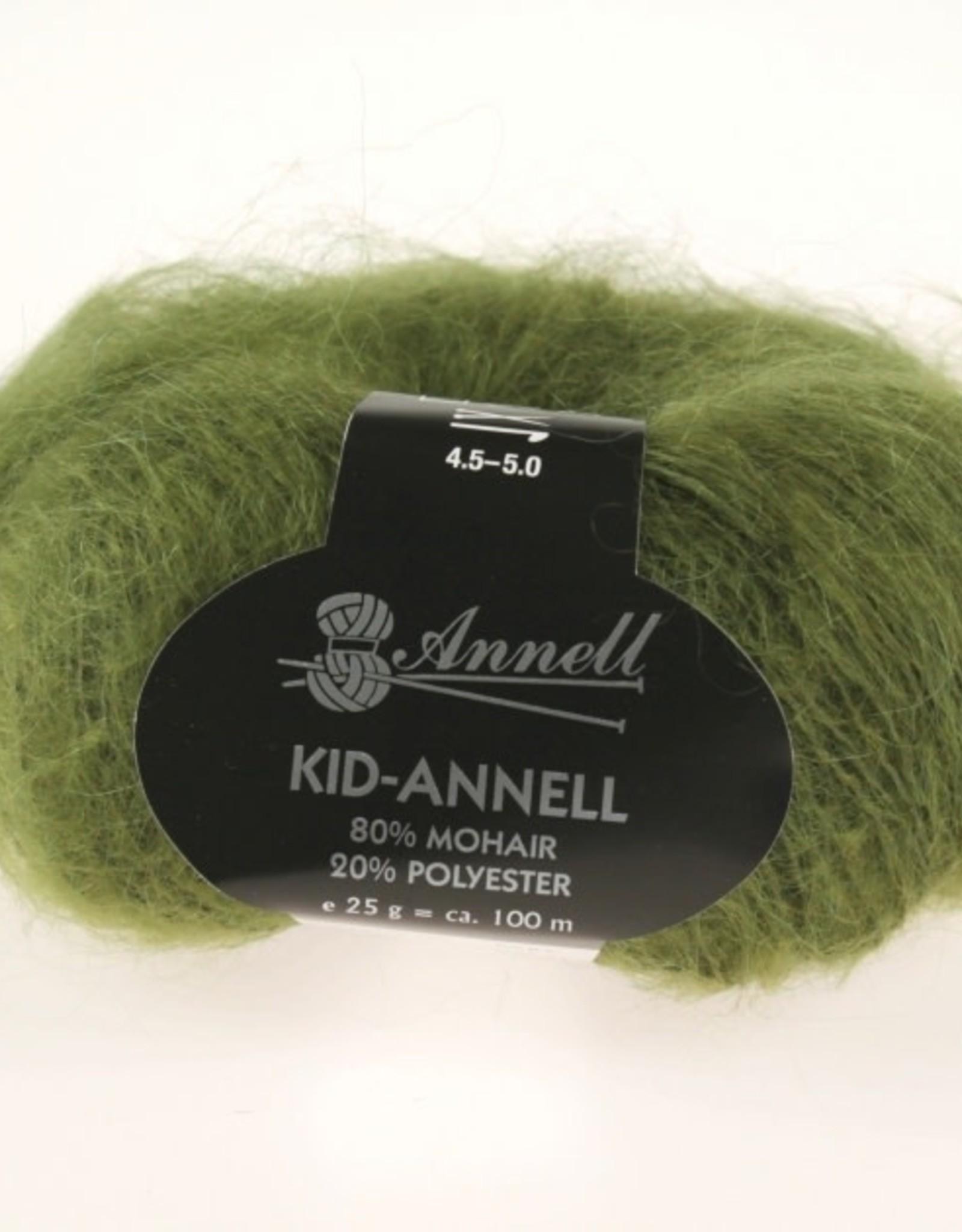 Annell Annell Kid Annell 3149 – olijf-groen