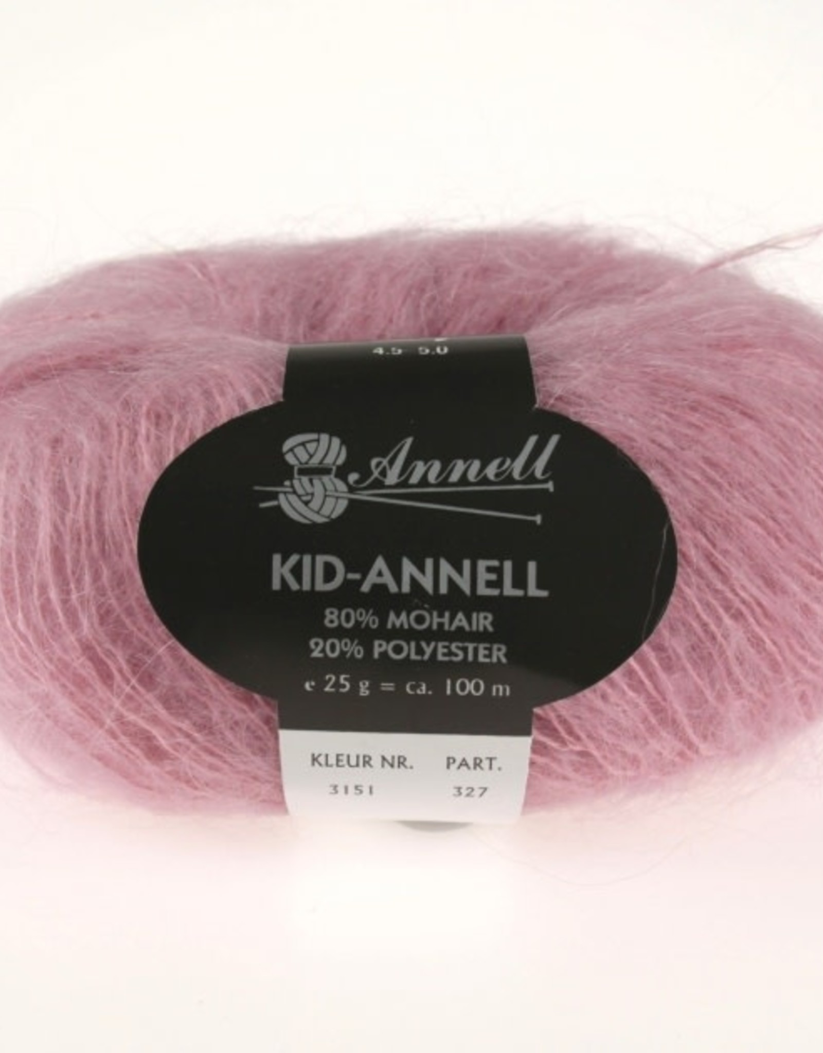 Annell Annell Kid Annell 3151 - oud roze