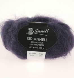 Annell Annell Kid Annell 3153 - donker paars