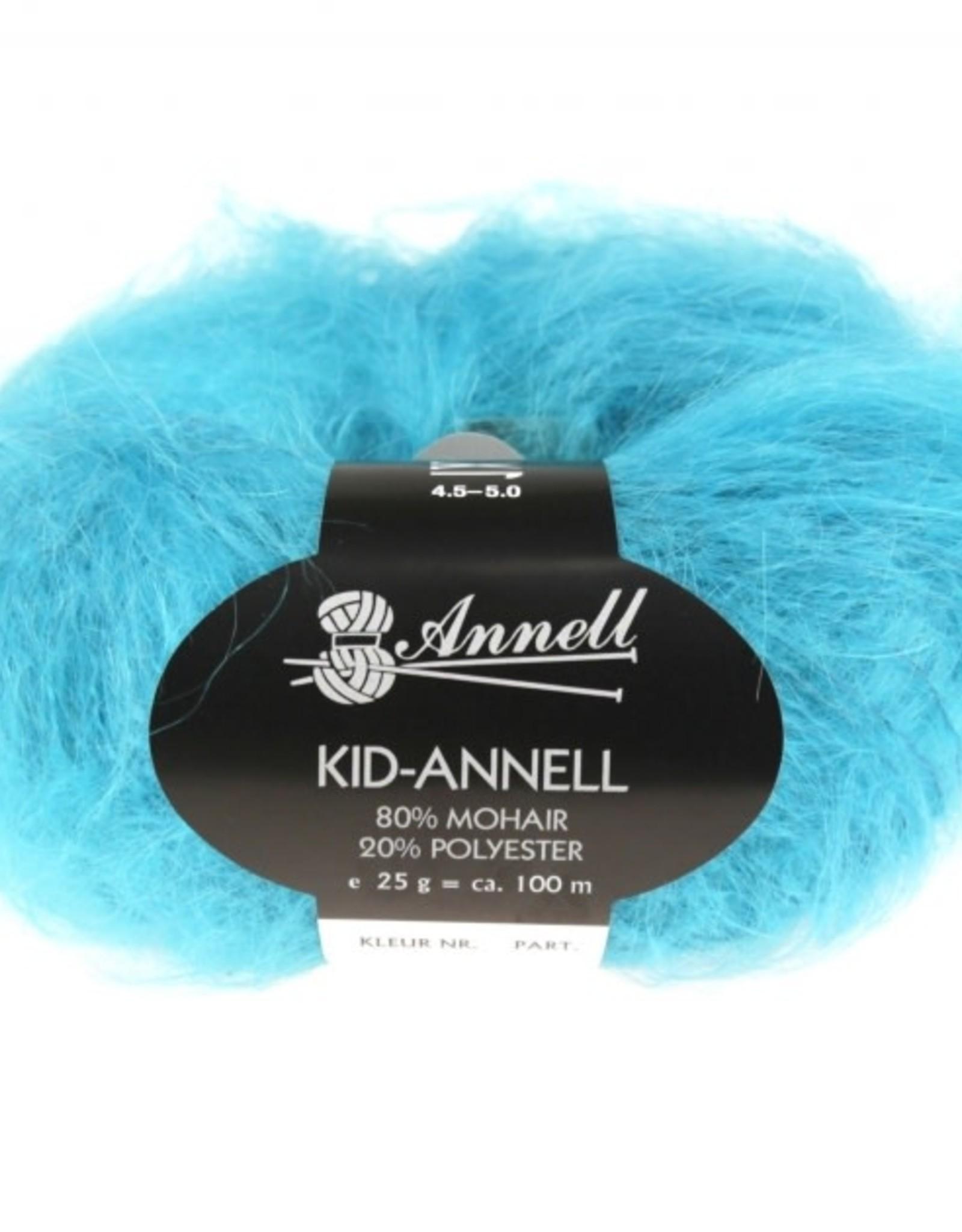 Annell Annell Kid Annell 3162 - hemels blauw