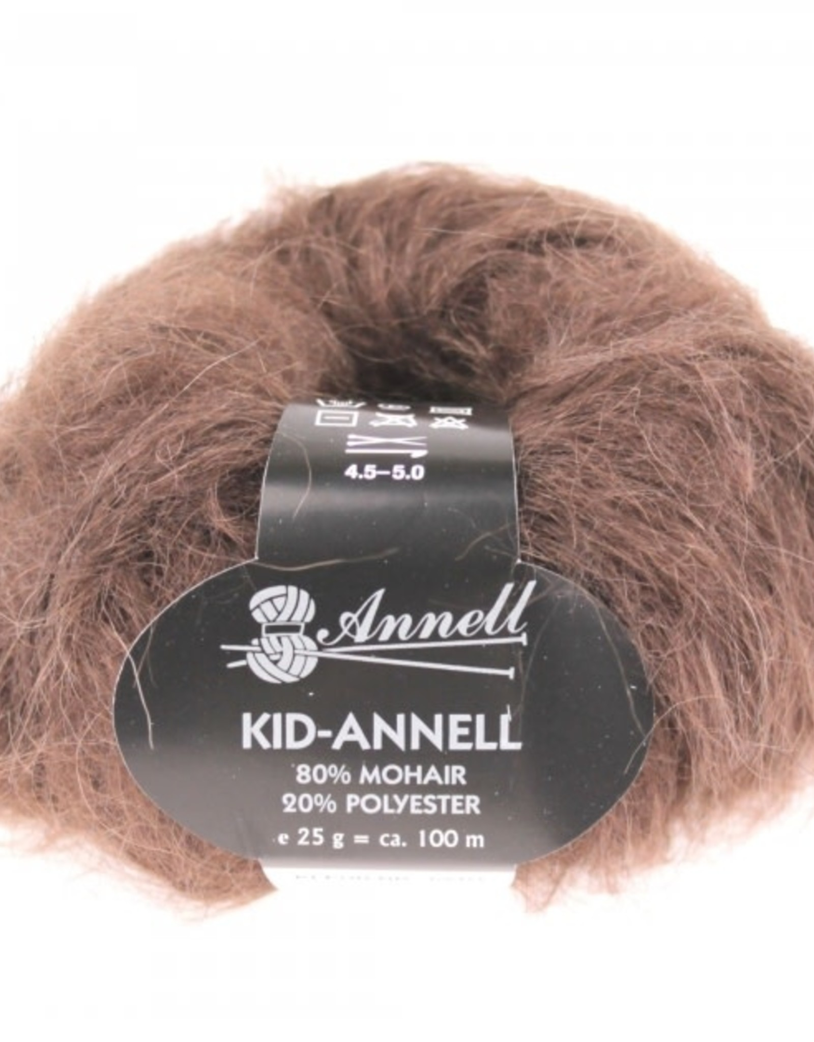 Annell Annell Kid Annell  3103 - donker bruin