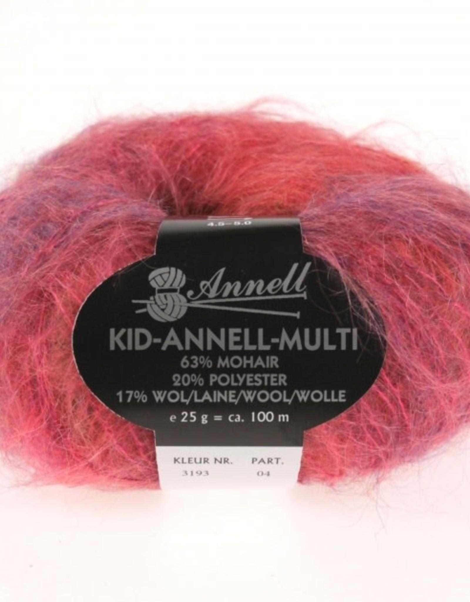 Annell Annell Kid Annell multi 3193