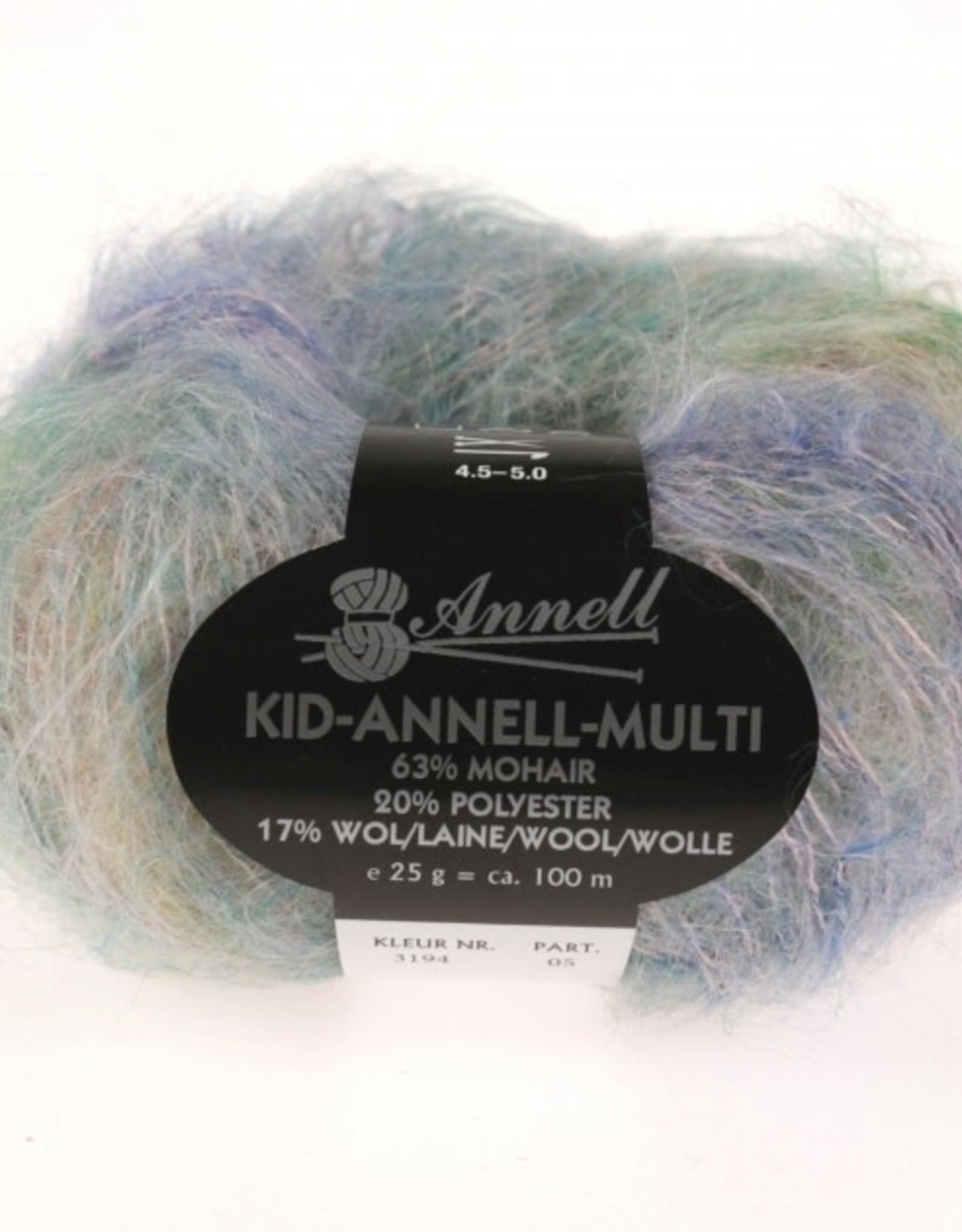 Annell Annell Kid Annell multi 3194
