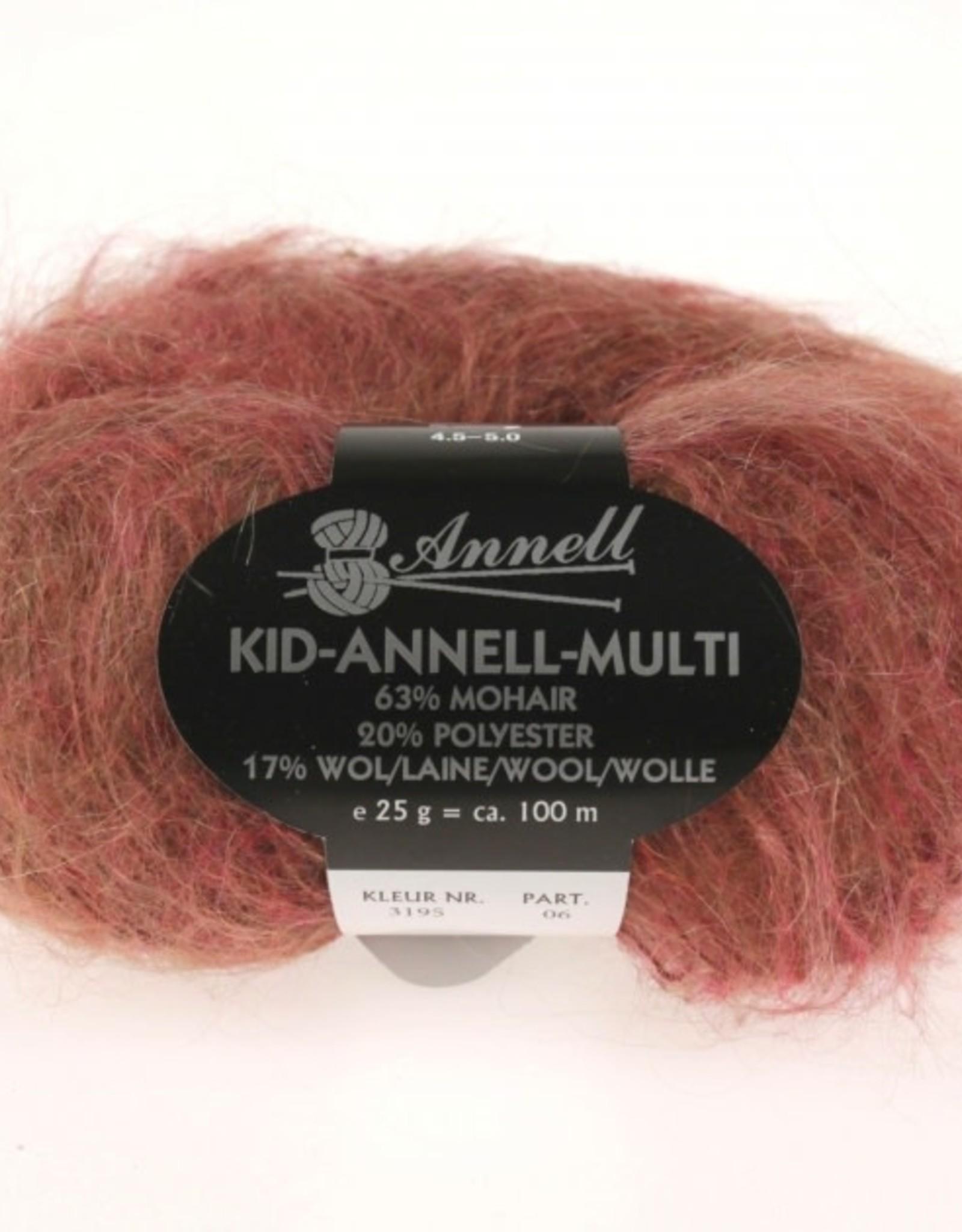 Annell Annell Kid Annell multi 3195