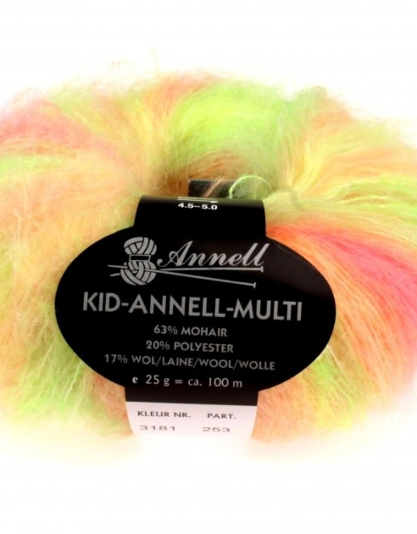 Annell Annell Kid Annell multi 3181