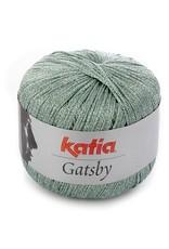 Katia Katia Gatsby 55 - Witgroen-Zilver