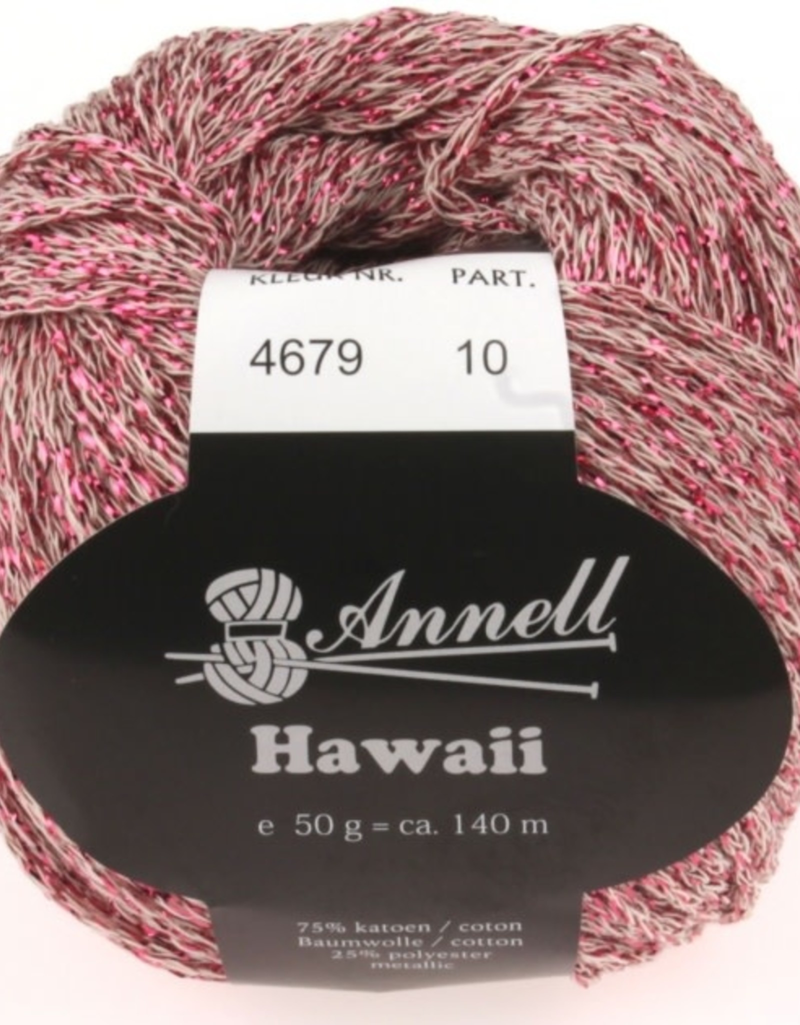 Annell Annell Hawaii 4679