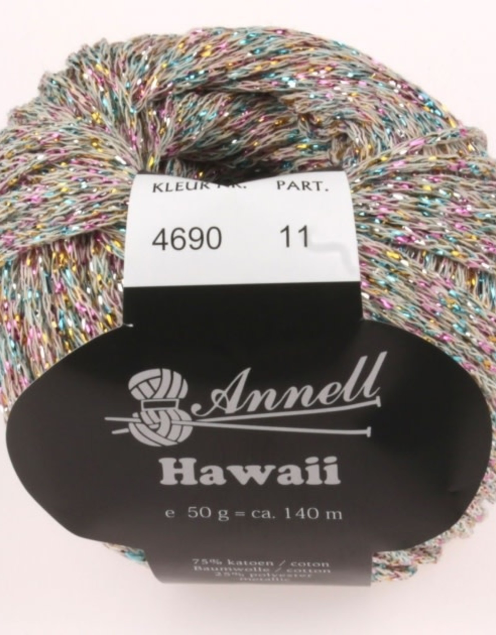 Annell Annell Hawaii 4690