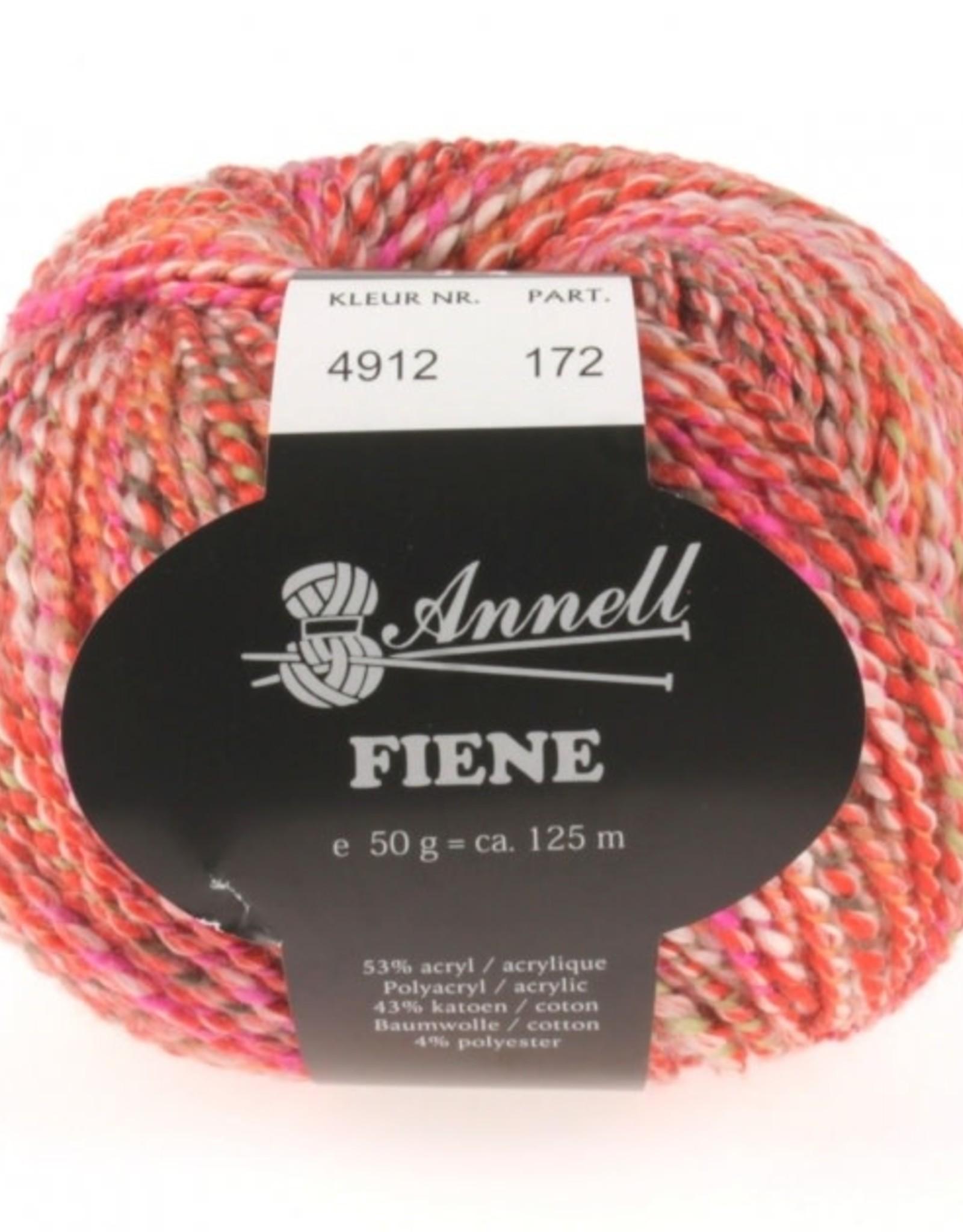 Annell Annell Fiene 4912