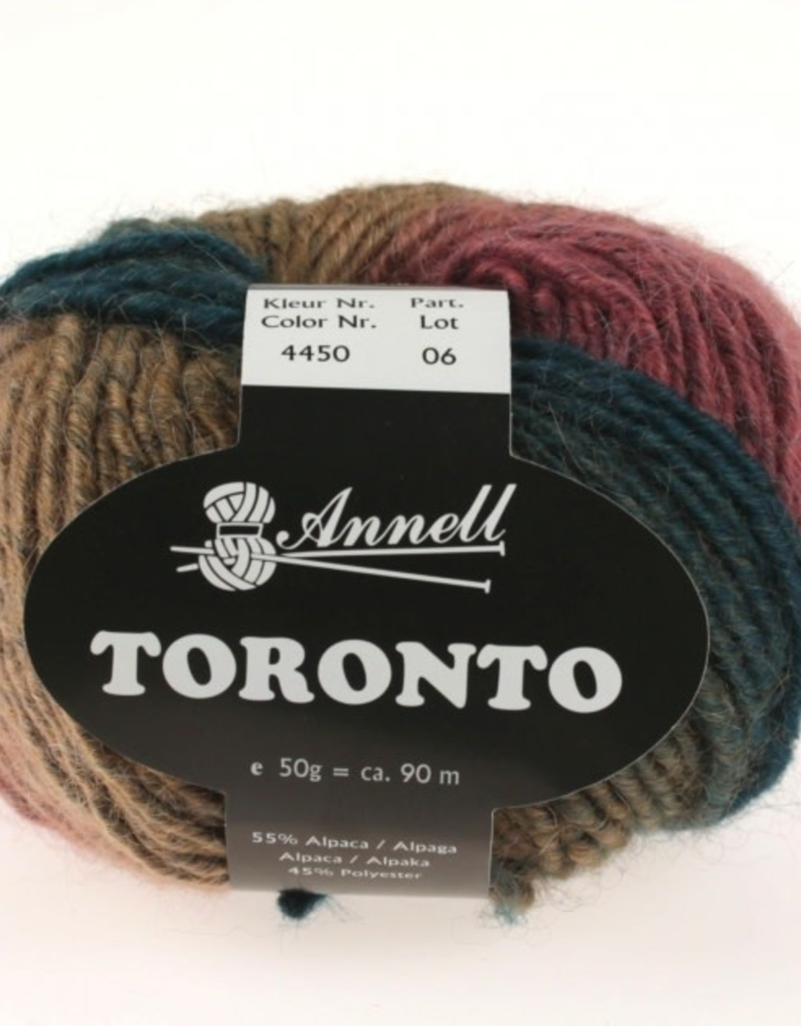 Annell Annell Toronto 4450