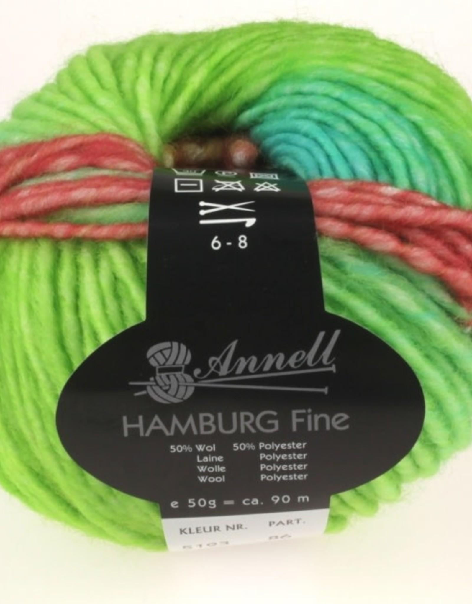 Annell Annell Hamburg Fine 5123