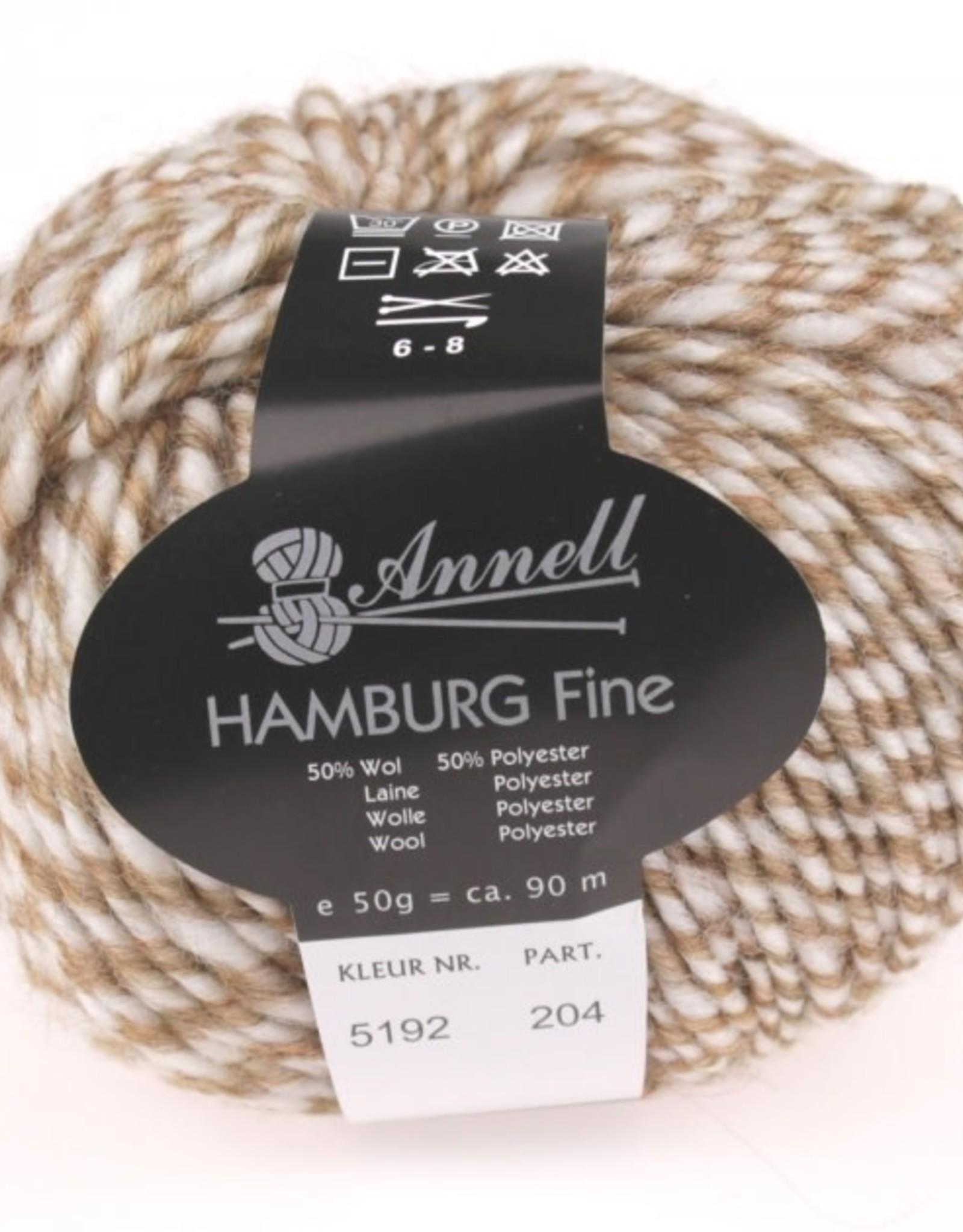 Annell Annell Hamburg Fine 5192